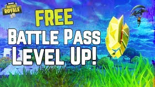 [Not Clickbait] FREE Secret Battle Pass Tier Up! Season 4 Week 3 Challenges. Fortnite Battle Royale
