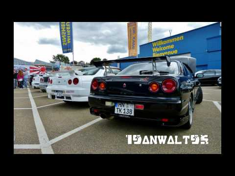 JAPTIVAL Import Tuner Treffen am Technik Museum Sinsheim SLIDESHOW