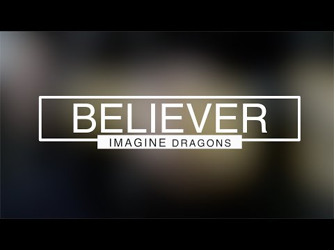 Imagine Dragons - Believer (Rock Cover)