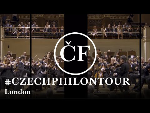 Czech Philharmonic & Semyon Bychkov / London — Royal Academy of Music / 24 Oct 2018