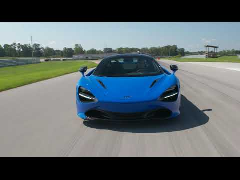 McLaren 720S - Three Lap Review