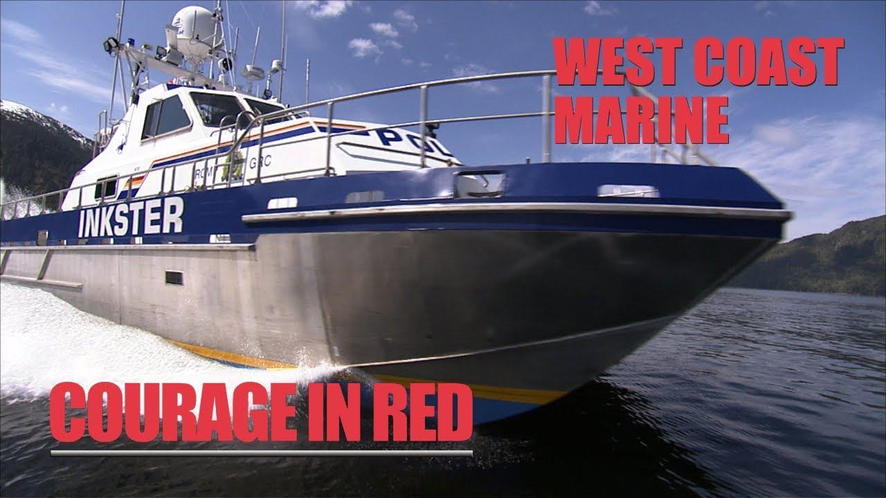 RCMP West Coast Marine Service