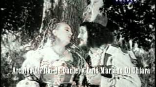 DIFILM pelicula Lucrecia Borgia con Olinda Bozan y Marcos Caplan (1947)