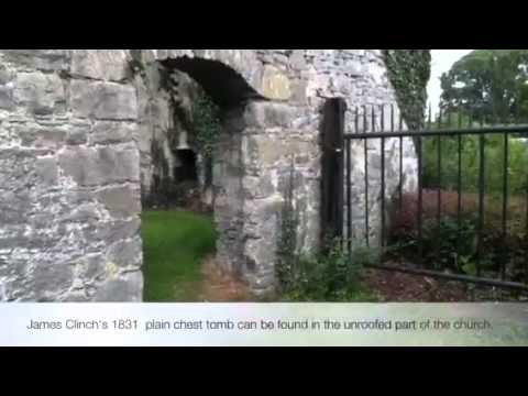 Visiting historic graveyards in South, Dublin, Ireland