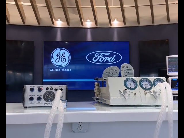 AutoFOCUS UPDATES: Ford building ventilators to fight global pandemic