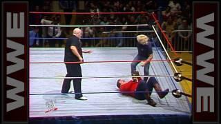 Bunkhouse Stampede Battle Royal: Jan. 3, 1987