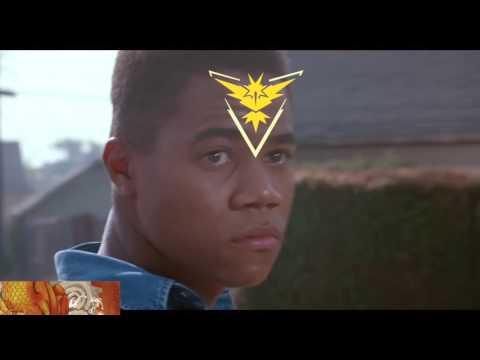 Team Valor vs Team Mystic