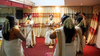 ANRA ONAM 2012 THIRUVATHIRA - Kaithapoo Manamenthe