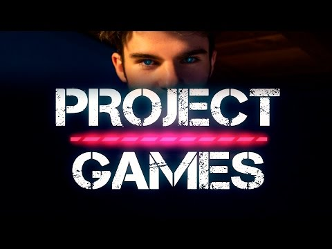 WELCOME TO PROJECT GAMES