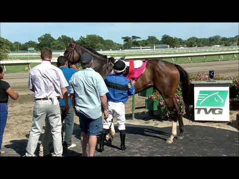 video thumbnail for MONMOUTH PARK 8-10-19 RACE 8