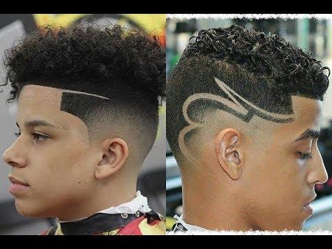 Disconnected Undercut Black Men 2018 - Trendy New hairstyles