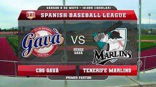 CBS Gavà - Marlins Puerto Cruz