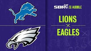 Detroit Lions vs. Philadelphia Eagles Week 3 NFL Game Preview & Lines Moves