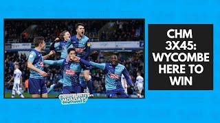 🔴 CARROLL HATES MONDAYS 3X45: WYCOMBE HERE TO WIN