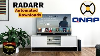 how to install and configure Radarr (QNAP)