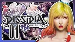 Ein KAMPF zwischen GÖTTERN! 💎 #01 • Let's Play Dissidia Final Fantasy NT