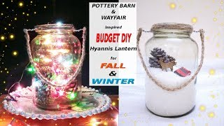 Pottery Barn Wayfair inspired Budget DIY / Look for Less Challenge