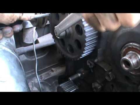 Ремонт головки ВАЗ 2112 16 клапанов (часть 1)