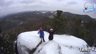 видео Экскурсии в Красноярске: по городу и столбы