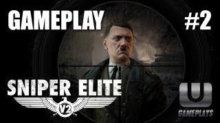 Sniper Elite V2 | Wii U Gameplay #2 | Español HD