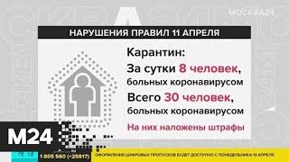 Почему москвичи стали чаще покидать свои квартиры? - Москва 24
