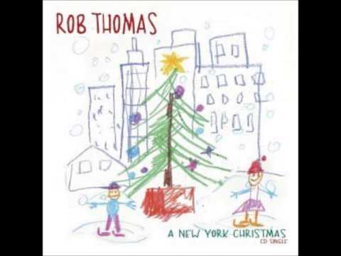 Rob Thomas -New York Christmas Mp3