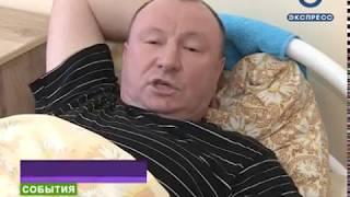 Пациенты больницы в Кузнецке дали оценку ситуации с койкой из досок