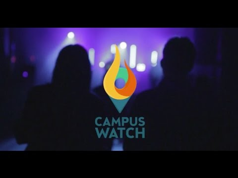 Campus Watch Launch Party with Sound on Sound
