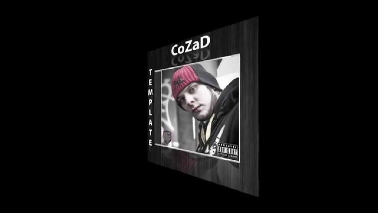 CD Cover Template PSD File - YouTube
