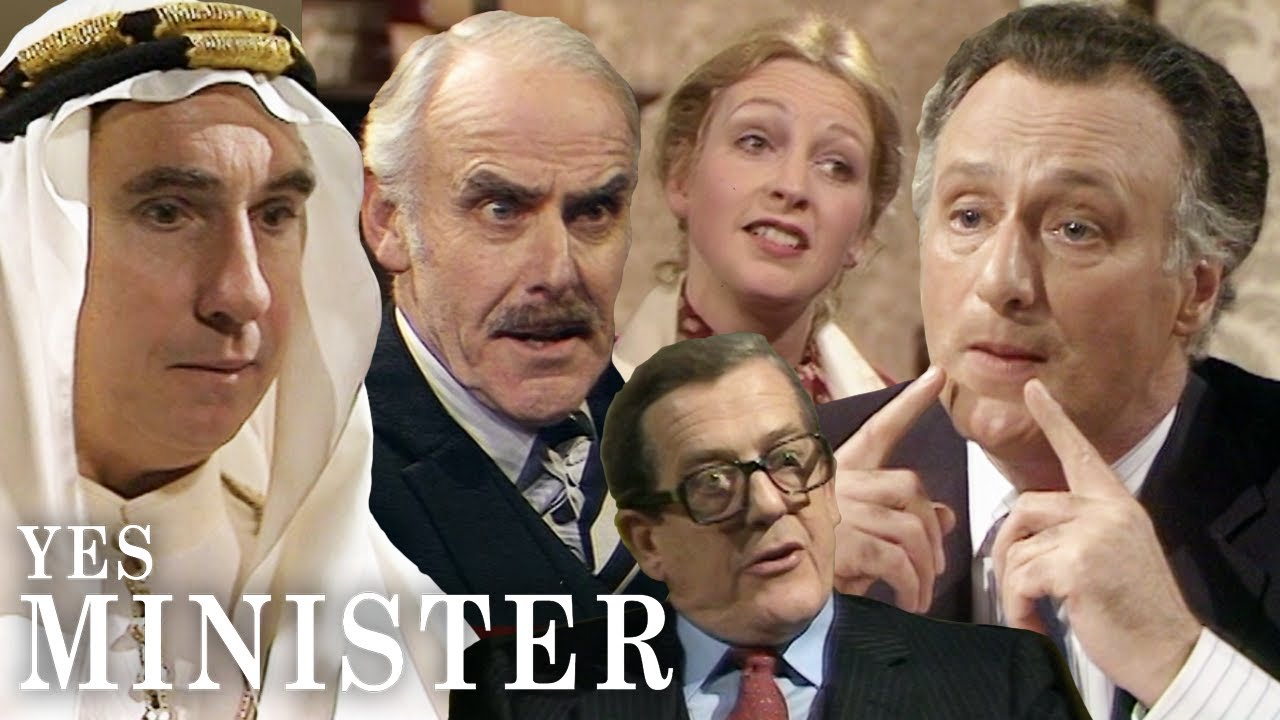 Download FUNNIEST MOMENTS of Yes, Minister Series 3 | Yes, Minister | BBC Comedy Greats