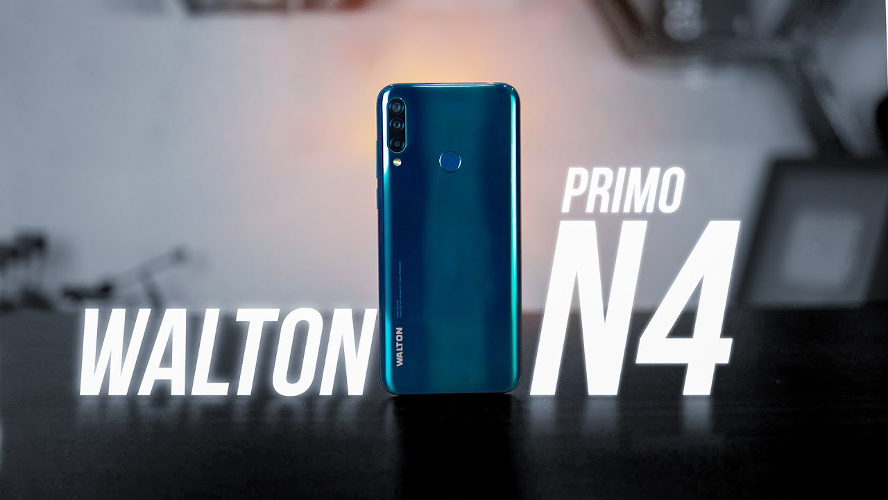 Walton Primo N4 Full Review in Bangla | ATC