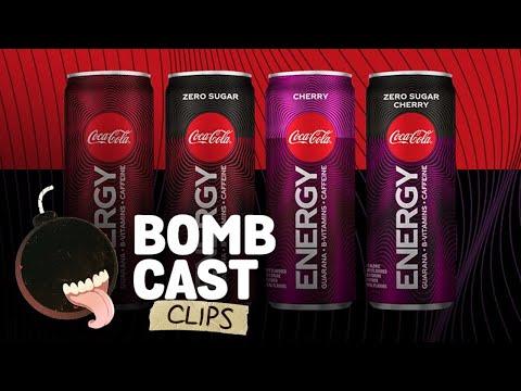 Cherry Coke Energy Drink Taste Test