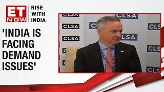 Is the gloom over done? | Adrian Mowat of CLSA to ET NOW