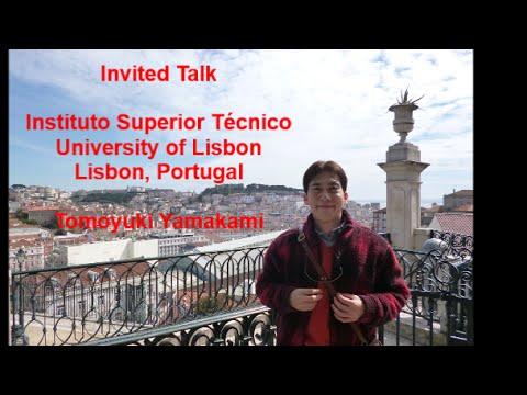 Invited Talk 2013 - Lisbon, Portugal