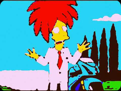 Copy of Sideshow Bob and Rebecca Simpson \'Rude\