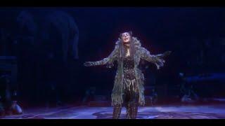 Leona Lewis as Grizabella singing 'Memory' (CATS)