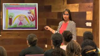 הרצאה בנושא ציורי ילדים