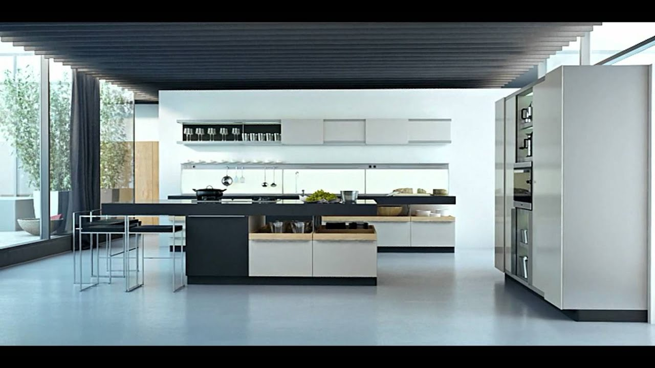 Poggenpohl Kitchen USP Zoom - YouTube