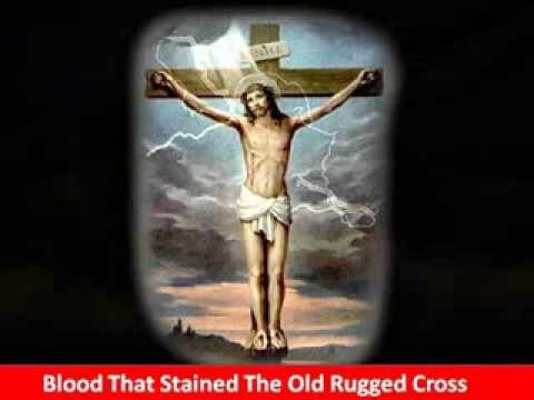 The Blood That Stained The Old Rugged Cross