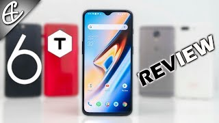 OnePlus 6T Review - Watch THIS Before YOU Upgrade!!!