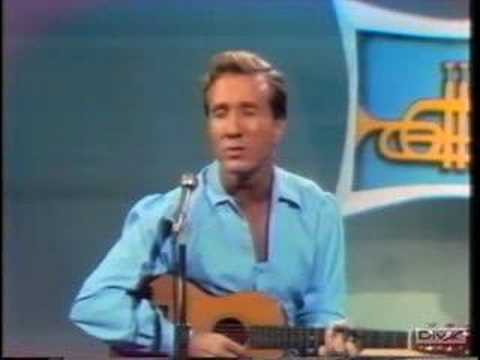 Marty Robbins Singing 'Lonely Too Long.'