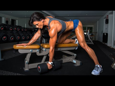 Top 5 Exercises to Build Real Muscle Mass | Cindy Landolt