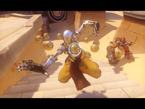 [Overwatch] Zenyatta - Play of the game #2 - A closed mind is already defeated