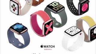 Gambar cover New Apple Watch Series 5 Pricing!
