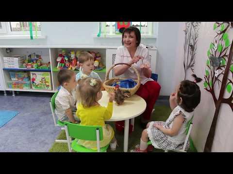 Развитие речи. Первая младшая группа.