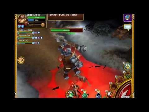 Arcane Legends - Elite Ydra Forrest