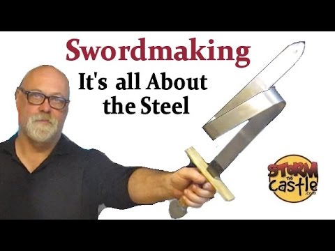 Swordmaking: Don't use this steel