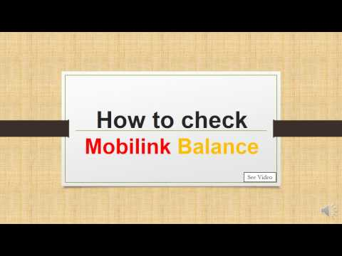 a report on mobilink