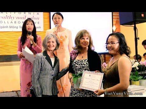 Tiệc Mừng Gặp Gỡ lần II của Liên Hiệp Ngành Móng Tay Lành Mạnh California