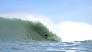 Gambar cover Nathan Florence Gets the Deepest Barrel of a Historic Nias Swell, July 25th, 2018